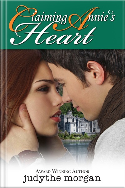 Claiming Annie's Heart. Book by Judythe Morgan.