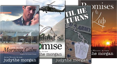 The Promises Series. Books by Judythe Morgan.