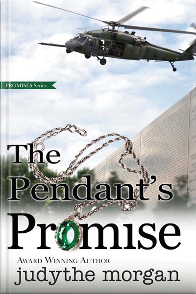 The Pendant's Promise. Book by Judythe Morgan.