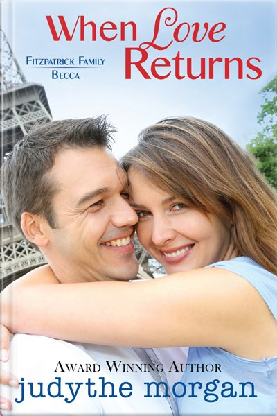 When Love Returns. Book by Judythe Morgan